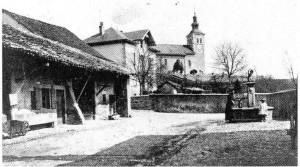Eglise en 1925